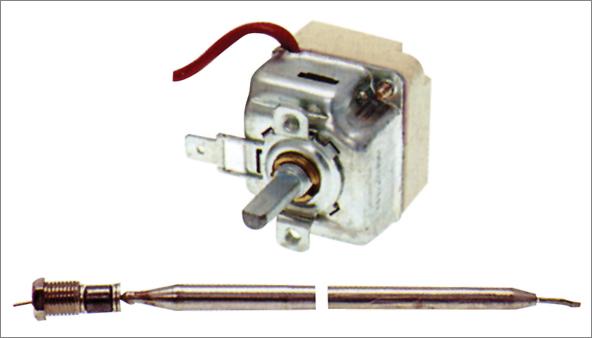 תרמוסטט 1x16A 60-200°c תרמוסטט