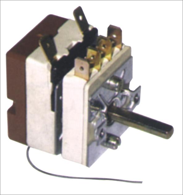 טרמוסטט 1PH 60-200°c +
